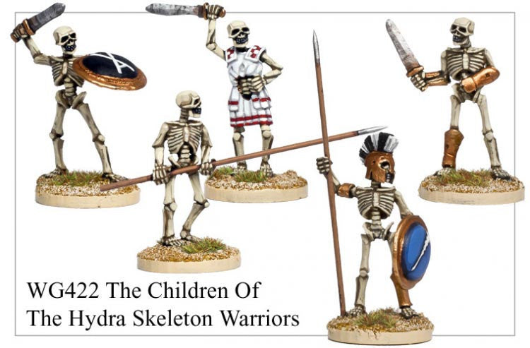WG422 - Skeleton Warriors: Children of the Hydra 2