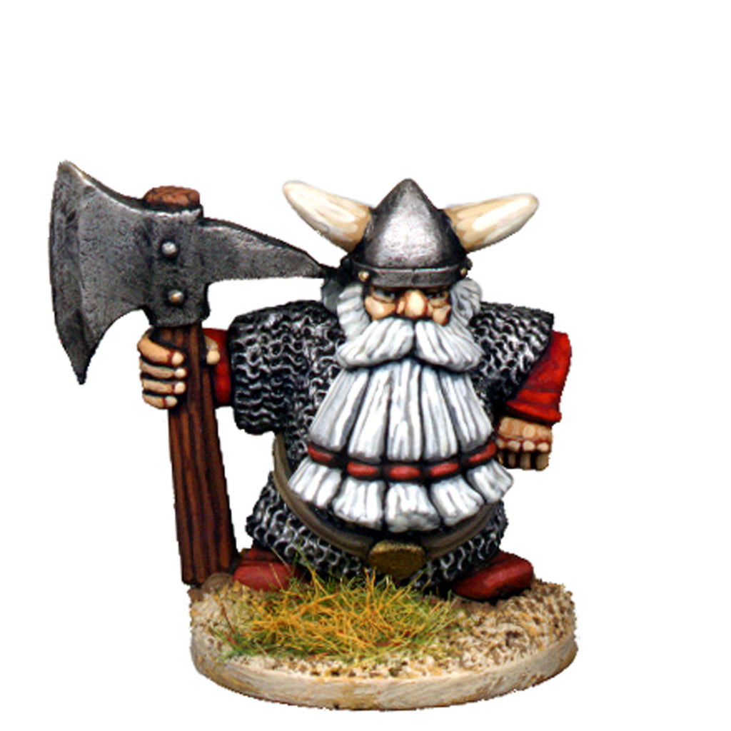 VIN021 - Kaslon the First Dwarf Father