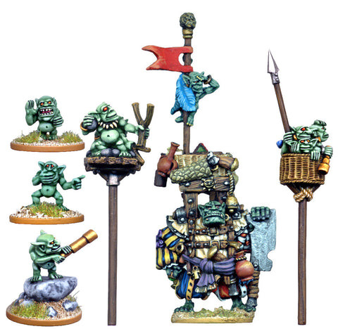 GOC027 - Orc Watchtower (Box set)