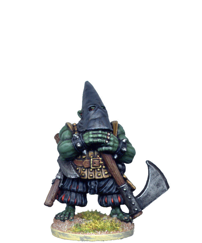 GOC022 - Zagerth the Executioner