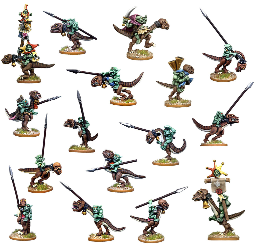 Orcling Scout Unit Pack