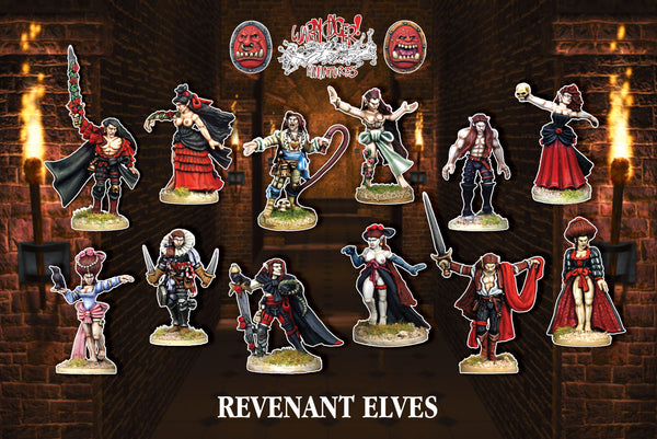 FC014 - Revenant Elves Complete Box Set