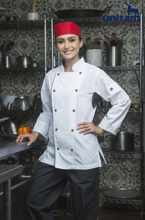 Filipina chef cool