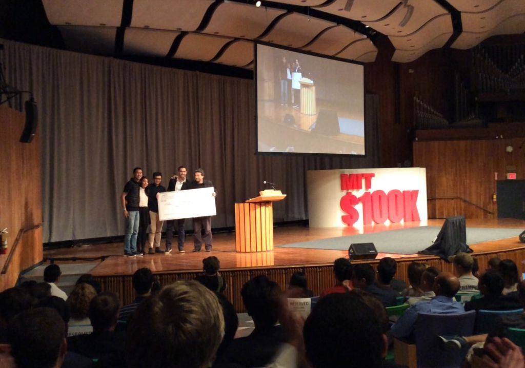 Tekuma Wins the 15K MIT Creative Arts Competition!