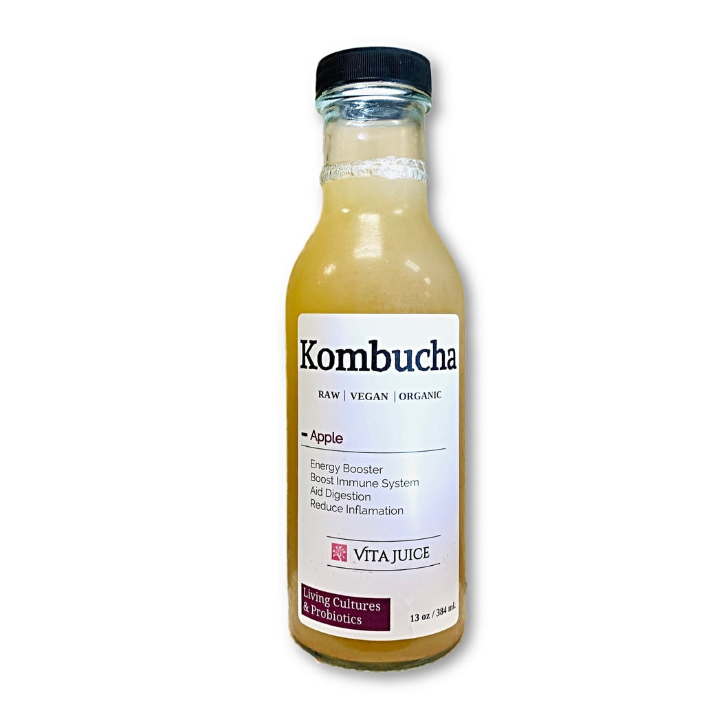 Apple Kombucha