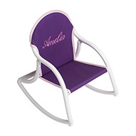Personalized Childrens' Rocking Chairs