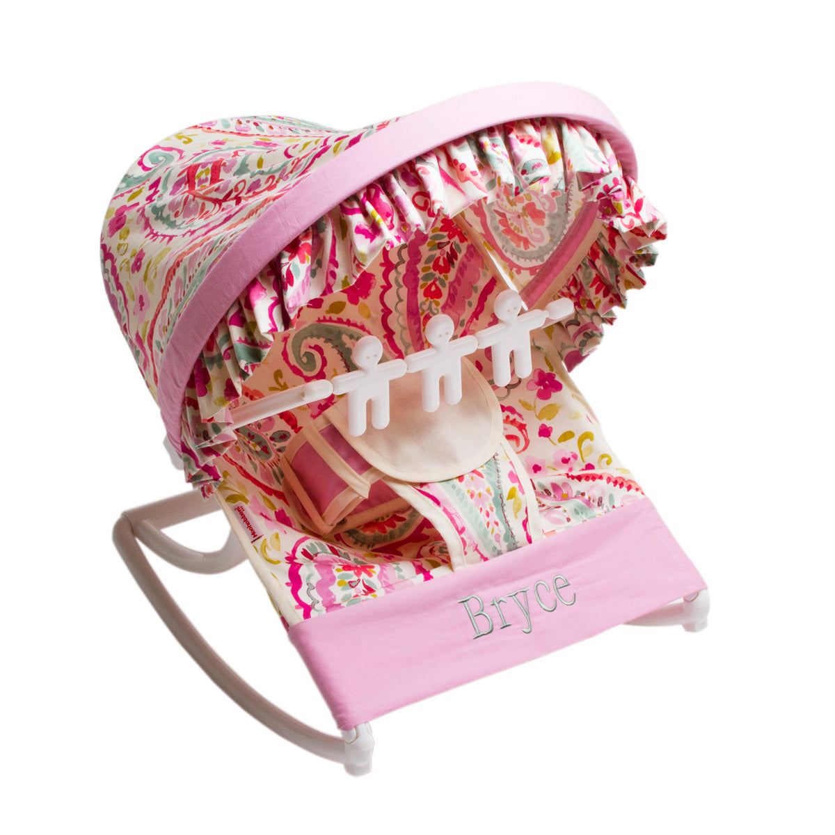 Personalized Baby Rocker
