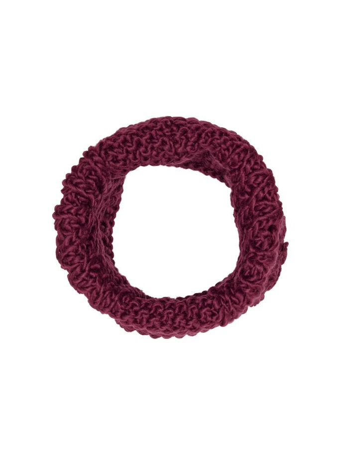 ONLY KIDS - SJAAL ROND KNIT CABLE - Bordeaux - Art.Code: 44468580