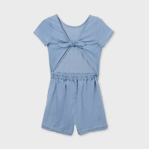 MAYORAL - PLAYSUIT 6821 - DENIM - 44470792