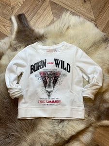 ONLY KIDS - SWEATER TIJGER - Ecru -  Art.Code: 44468782