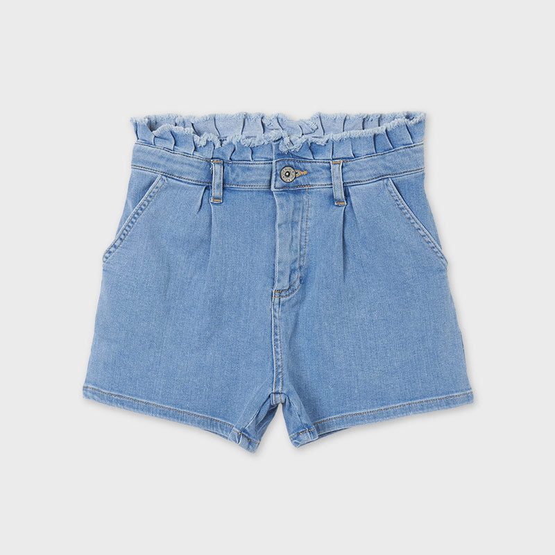 MAYORAL - JEANS SHORT HIGH WAIST - JEANS - 44470292