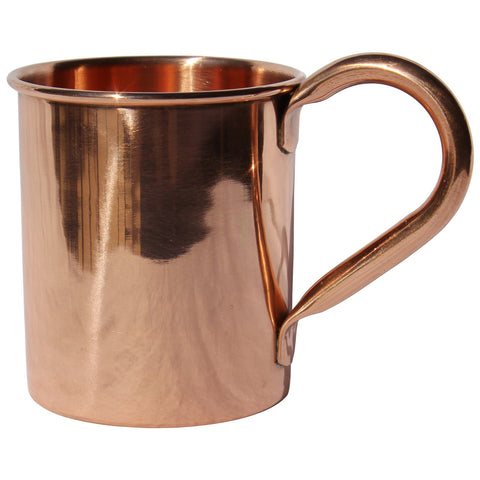 Moscow Mule Solid Copper Mug Set of 2 - Unlined