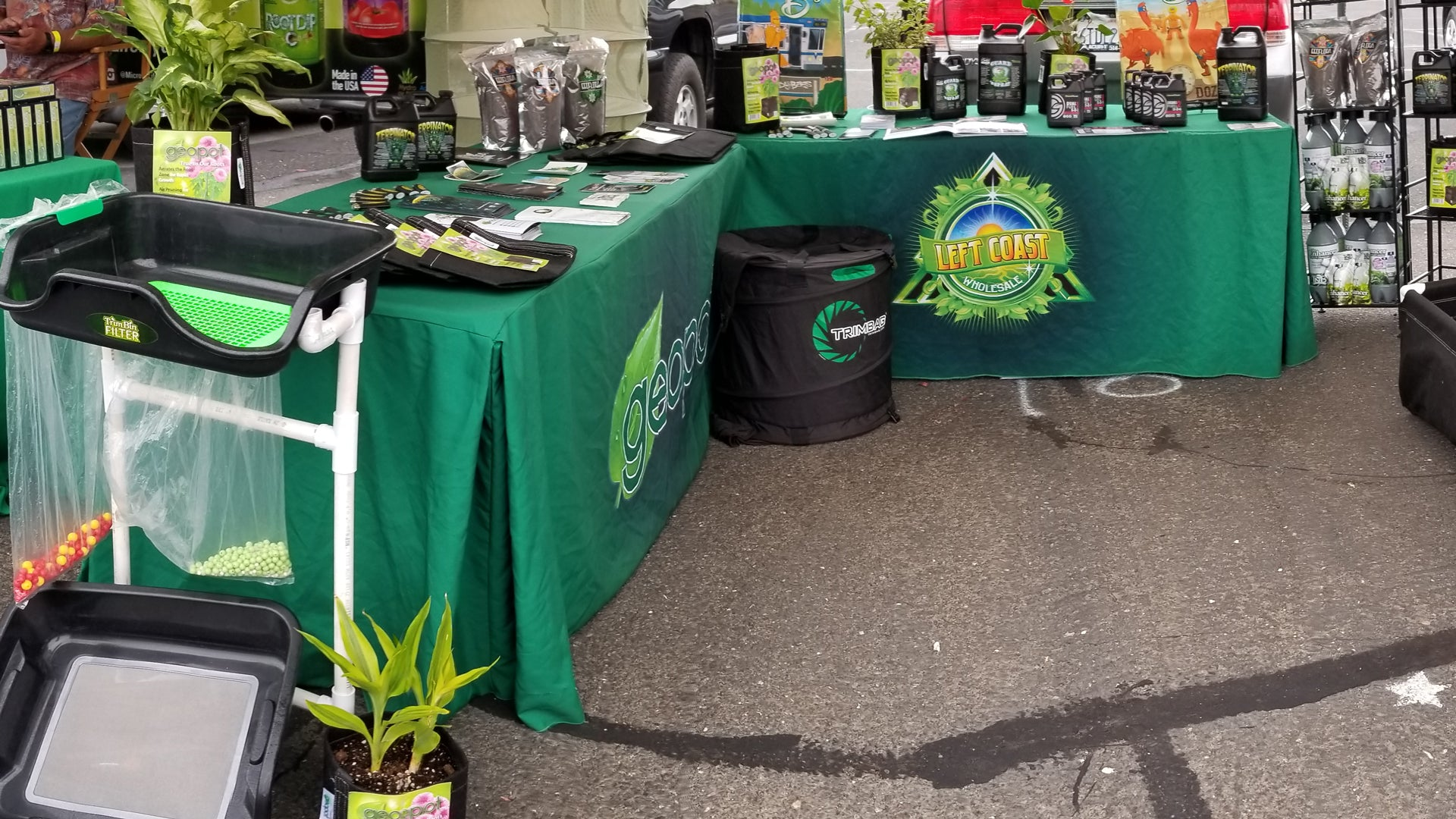 Left Coast Wholesale @ The Tomato Fiesta – Presented by the Soil King