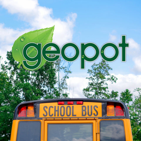 GeoPot and School Garden Network