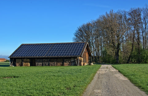 Ecostadt - sustainable solar energy