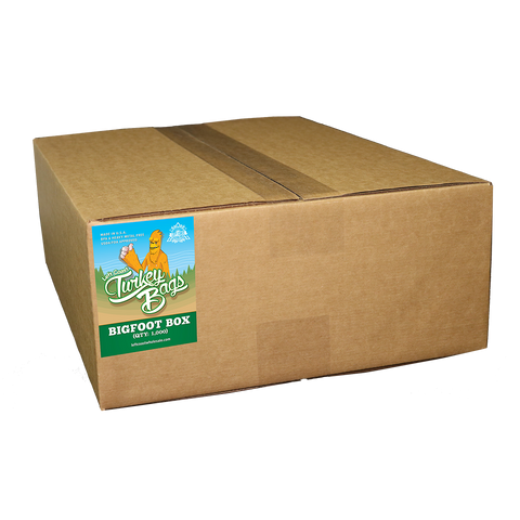 Bulk box of Turkey Bags