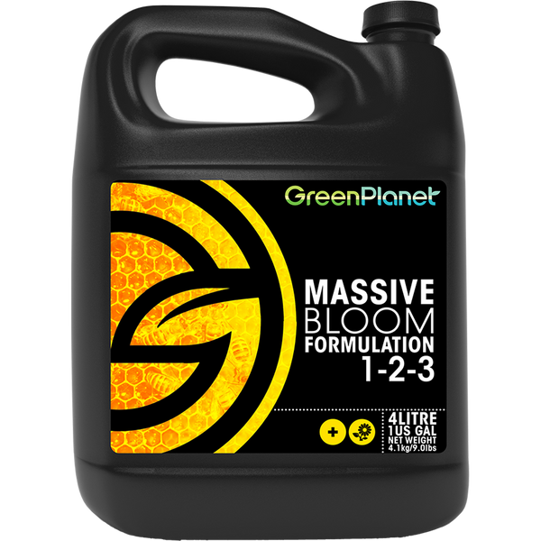 Green Planet Nutrients - Massive - Green Planet Nutrients - Left Coast Wholesale