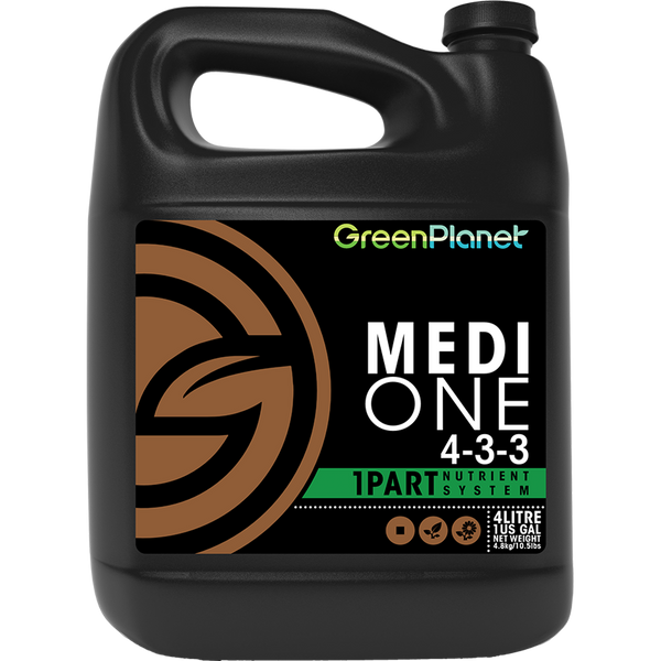 Green Planet Nutrients - Medi - One - Green Planet Nutrients - Left Coast Wholesale