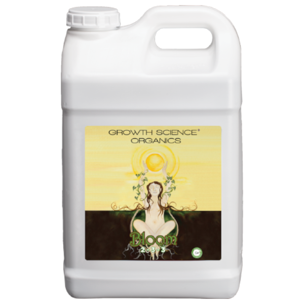 Growth Science® Organics - Bloom - Growth Science - Left Coast Wholesale