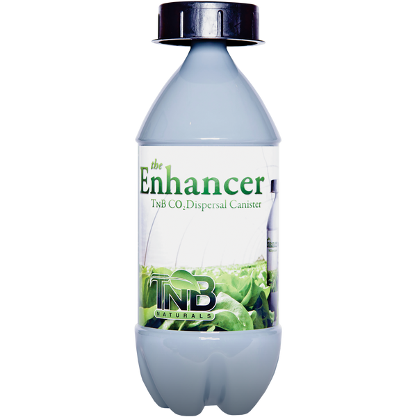 Co2 Enhancer Bottle - Left Coast Wholesale
