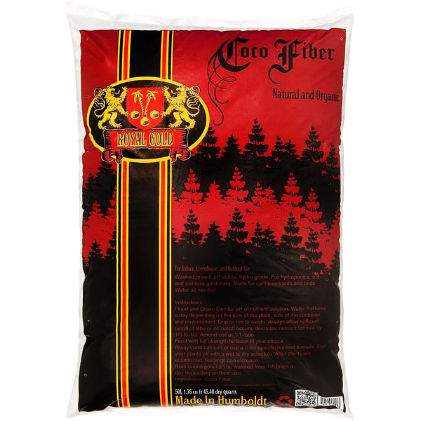 Royal Gold Soil - Coco Mix - Royal Gold - Left Coast Wholesale