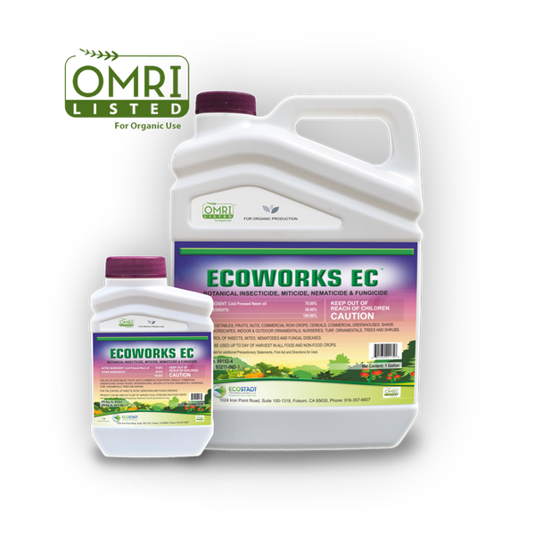 Ecostadt Technologies - ECOWORKS EC™ 4-in-1 Pesticide - Ecostadt - Left Coast Wholesale