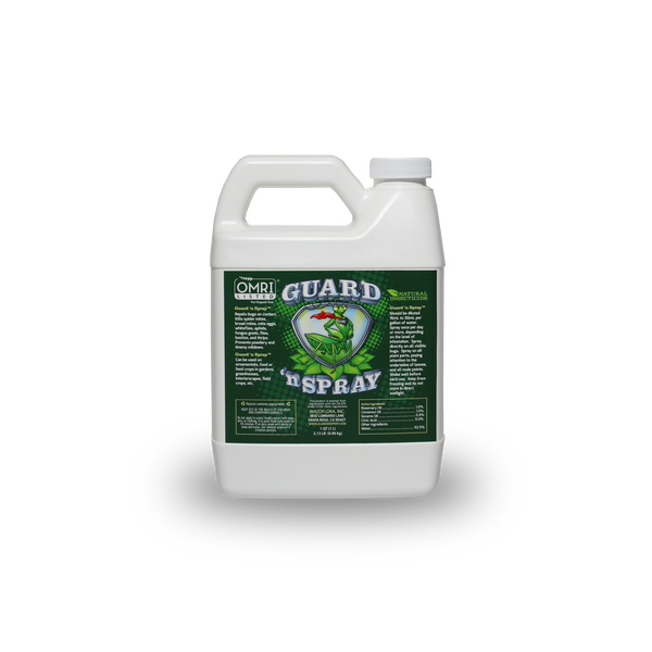 Rhizoflora Guard 'N Spray Concentrate - Rhizoflora - Left Coast Wholesale