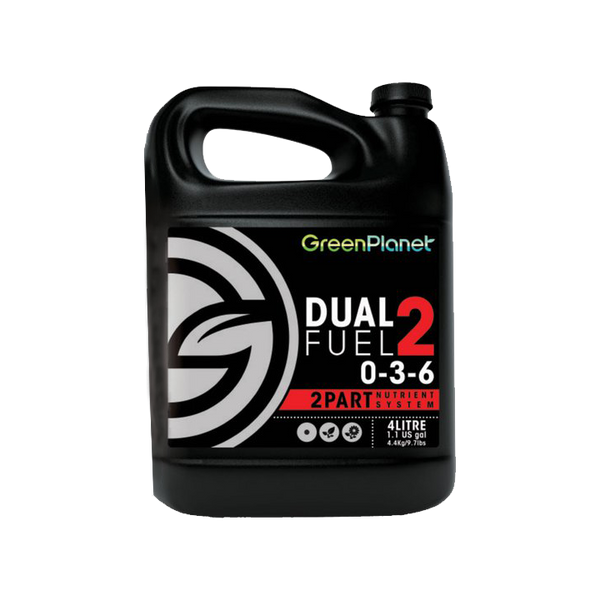 Green Planet Nutrients - Dual Fuel 2 - Green Planet Nutrients - Left Coast Wholesale