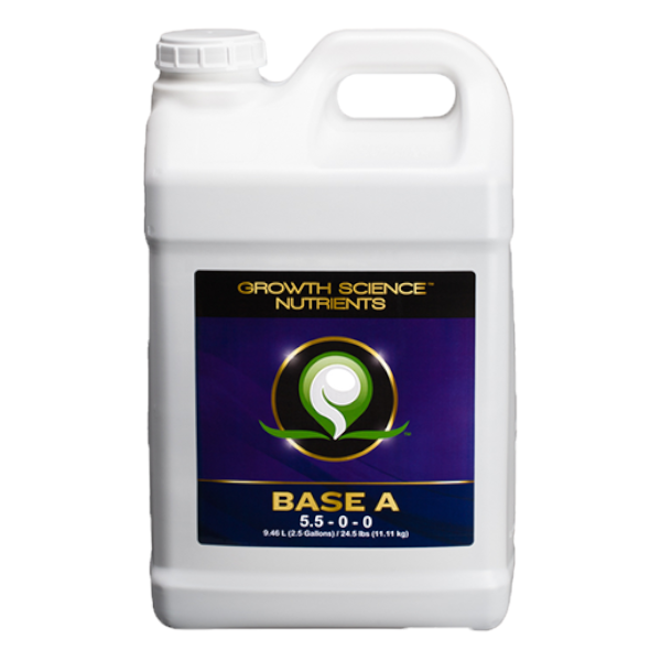 Growth Science® Nutrients - Base A - Growth Science - Left Coast Wholesale