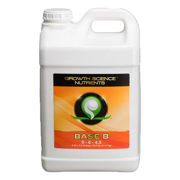 Growth Science® Nutrients Base B - Growth Science - Left Coast Wholesale