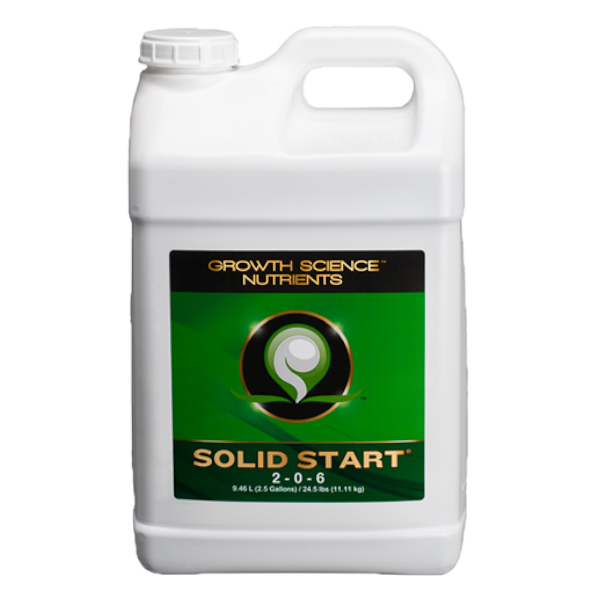 Growth Science® Nutrients Solid Start® - Growth Science - Left Coast Wholesale