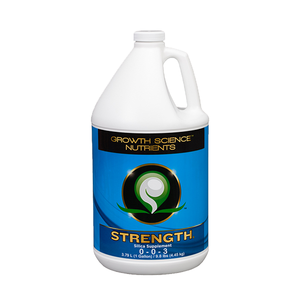 Growth Science® Nutrients - Strength® - Growth Science - Left Coast Wholesale