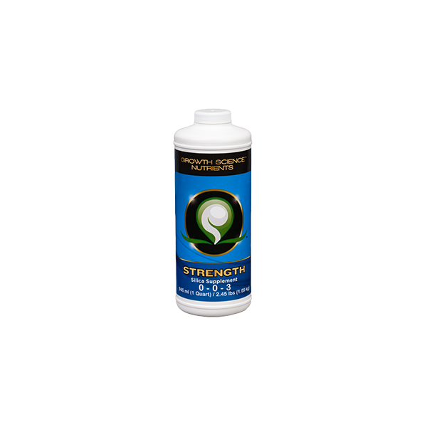 Growth Science® Nutrients Strength® - Growth Science - Left Coast Wholesale