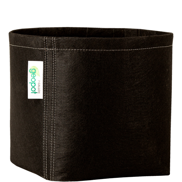 GeoPot Fabric Pots - Black - GeoPot - Left Coast Wholesale