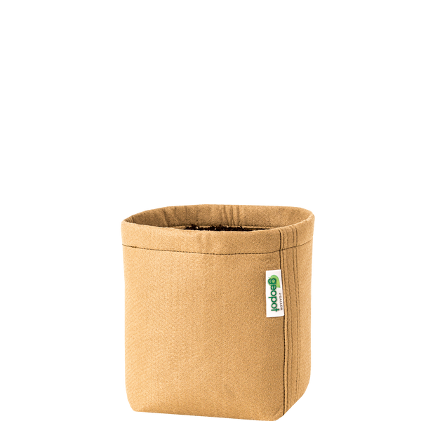 GeoPot Fabric Pots - Tan - GeoPot - Left Coast Wholesale