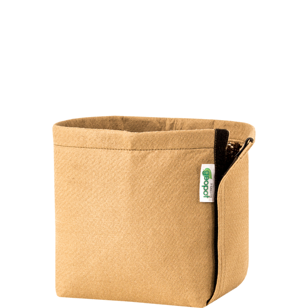 GeoPot Fabric Pots - Tan Velcro Translplanter - GeoPot - Left Coast Wholesale