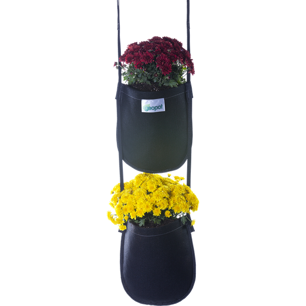 GeoPot Fabric Pots - Hanging Garden - GeoPot - Left Coast Wholesale