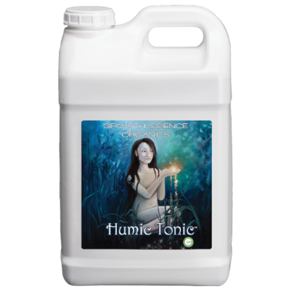 Growth Science® Organics - Humic Tonic - Growth Science - Left Coast Wholesale