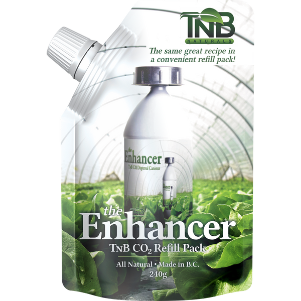 TNB Naturals -  Enhancer Co2 Refill - TNB Naturals - Left Coast Wholesale