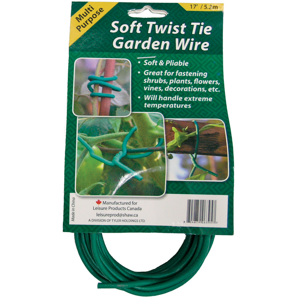 Left Coast Wholesale - Soft Twist Tie Wire - Warehouse Sale - Left Coast Wholesale