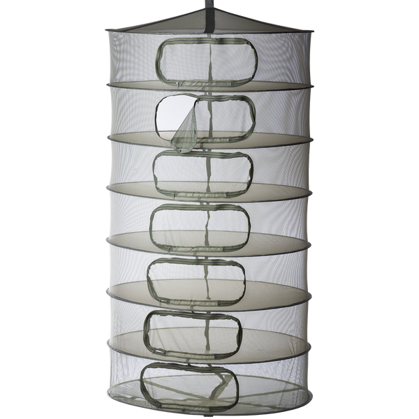 Flower Tower - Zip Closure Dry Rack - Warehouse Sale - Left Coast Wholesale