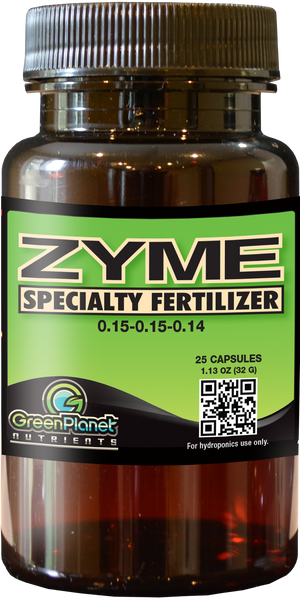 Green Planet Nutrients - Zyme Caps - Green Planet Nutrients - Left Coast Wholesale