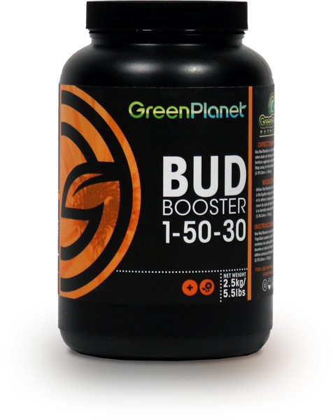 Green Planet Nutrients - Bud Booster - Green Planet Nutrients - Left Coast Wholesale