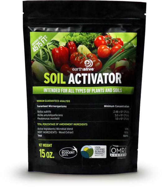 Earth Alive - Soil Activator® - Earth Alive Clean Technologies - Left Coast Wholesale