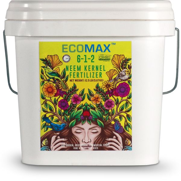 Ecostadt Technologies - ECOMAX™ Organic Neem Fertilizer - Ecostadt - Left Coast Wholesale