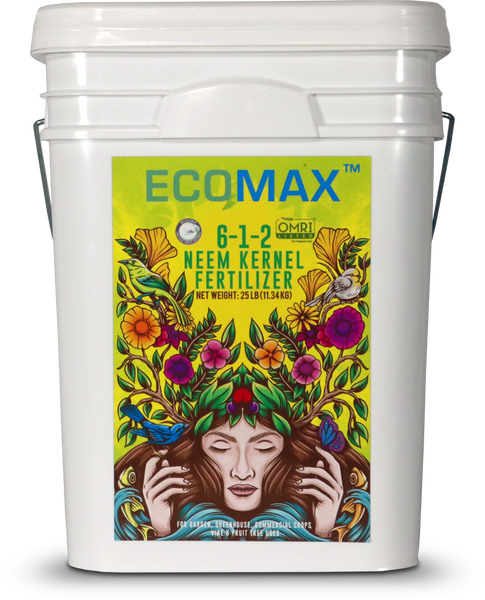 Ecostadt - EcoMax Organic Neem Fertilizer - Ecostadt - Left Coast Wholesale