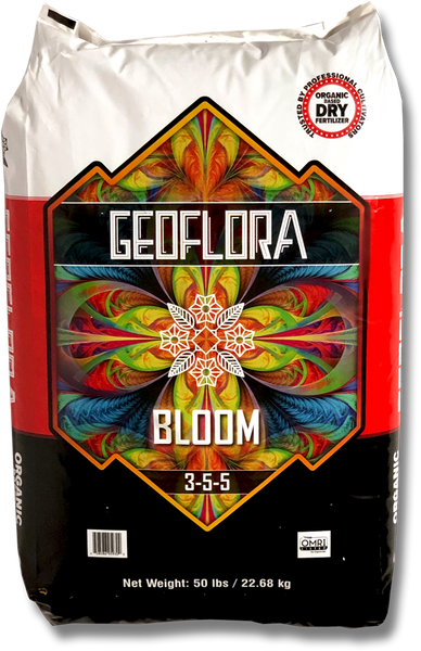 Geoflora Nutrients - BLOOM Dry Granular Fertilizer - Geoflora Nutrients - Left Coast Wholesale