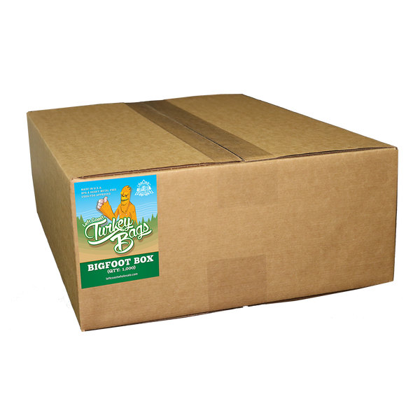 Left Coast Wholesale Turkey Bags - Bulk Boxes - Turkey Bag Bulk - Left Coast Wholesale