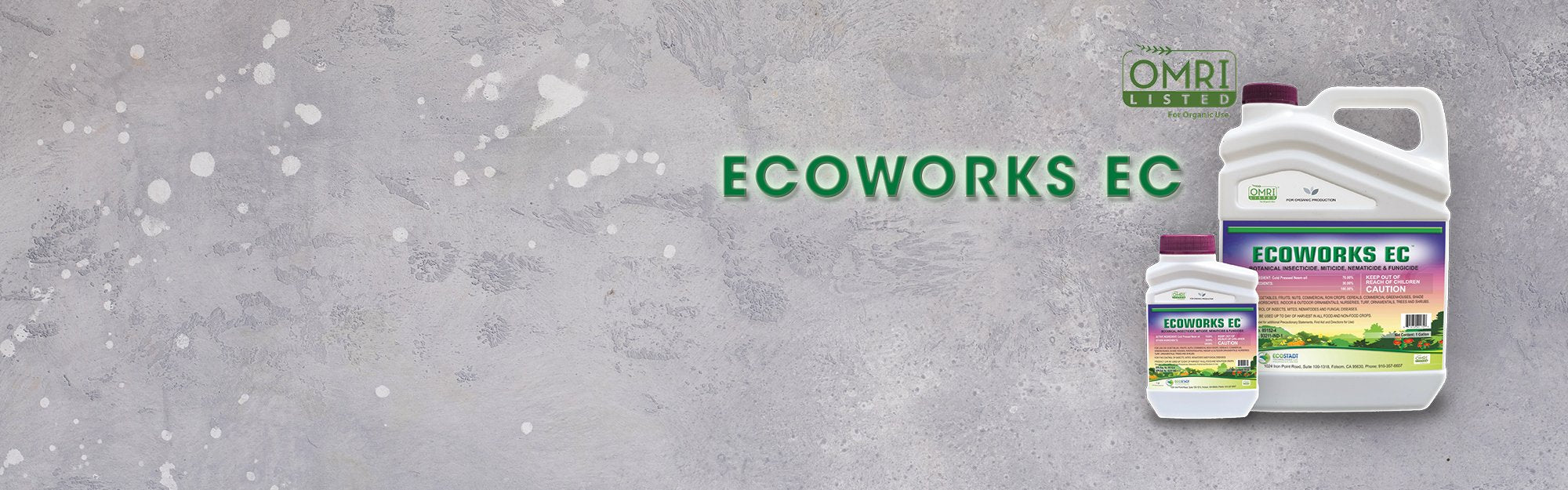 Left Coast Wholesale ECOWORKS EC Pesticide