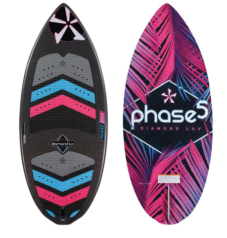 2020 Phase Five Diamond Luv Wake Surf